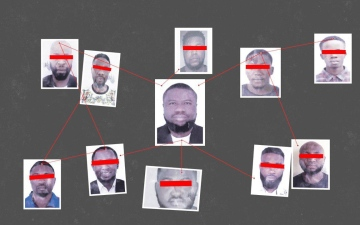 "Photo: Operation Fox Hunt 2: Dubai Police take down ""Hushpuppi"" , ""Woodberry"", ten international cybercriminals"