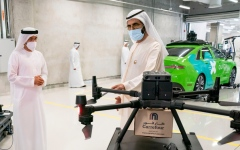 Photo: Mohammed bin Rashid Inaugurates Dubai Future Labs