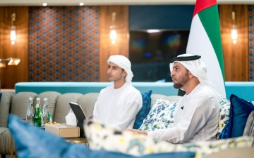 Photo: Hamdan bin Zayed praises support of UAE's leadership for ERC's work