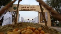 Photo: Mohamed bin Zayed raises value of prizes of 16th Liwa Date Festival