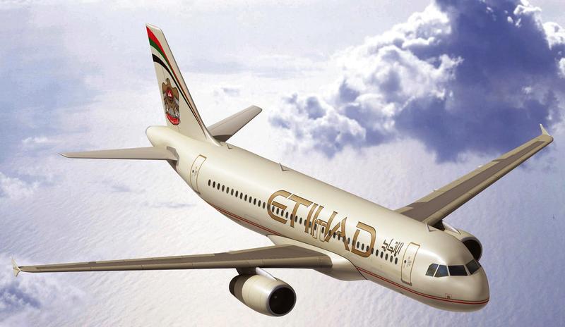 Photo: Etihad Airways supports UAE's humanitarian aid missions