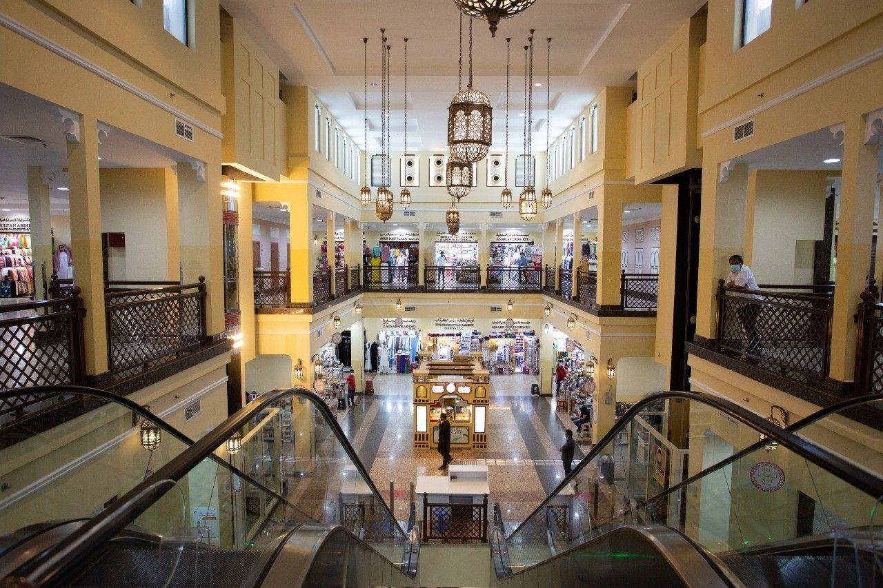 Photo: Dubai's Naif locality has over 12,000 operating business licences, says Dubai Economy