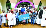 Photo: Make a Wish Foundation UAE grants wishes of 300 children in H1 2020