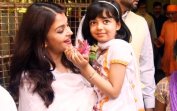 Photo: Aishwarya-Aaradhya infected; bungalows sealed