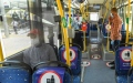 Photo: RTA uses big data to monitor physical distancing on buses