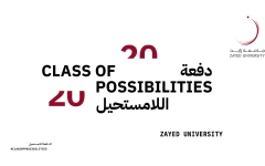 Photo: Zayed University to hold virtual graduation of 'Class of Possibilities' 2020