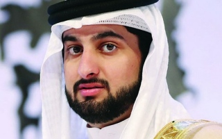 Photo: Ahmed bin Mohammed postpones award ceremony of 11th MBR Creative Sports Award by a year