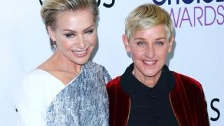 Photo: Portia de Rossi breaks silence following Ellen Degeneres talk show controversy