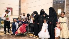 Photo: UAE reunites Yemeni Jewish family after 15 years of separation