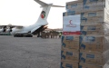 Photo: UAE aid plane carrying 40 tonnes of relief material arrives in Beirut in support of victims of massive blast