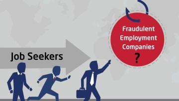 Photo: Abu Dhabi Police warn of fraudulent internet employment ads