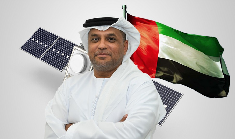 Photo: UAE to launch a navigation satellite next year