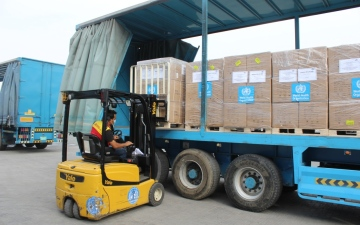 Photo: UAE delivers more medical aid to Lebanon