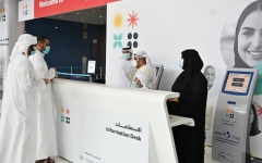 Photo: UAE's phase III COVID-19 inactivated vaccine trial achieves milestone of 15,000 vaccinated volunteers from 107 nationalities