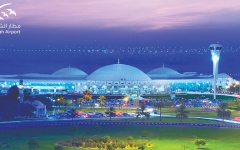 Photo: Sharjah Airport becomes first carbon neutral airport in GCC