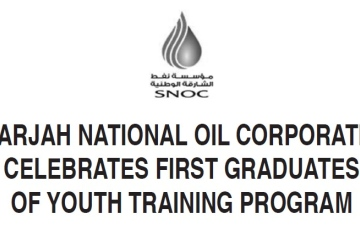 Photo: Ad: Sharjah National Oil Corporation Celebrates Graduates of Youth Program