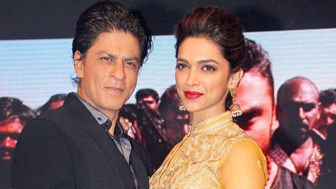 The Deepika-SRK pairing - Entertainment - Bollywood ...