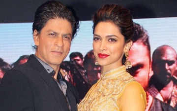 Photo: The Deepika-SRK pairing