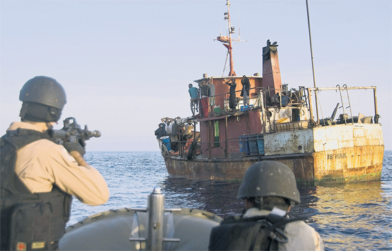 EU naval force frees pirates in UAE ship attack - Emirates24|7