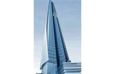 <p class=MsoNormal>Pentominium will have a basement car park and 124 floors. (SUPPLIED)</p>
