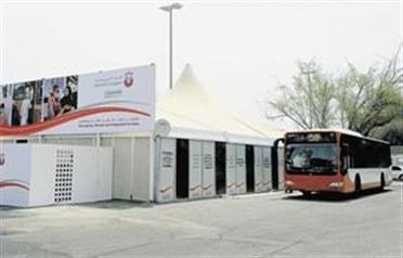 Eight Routes For Al Ain Bus Service By Year End Eb247 Companies And Markets Aviation Emirates24 7
